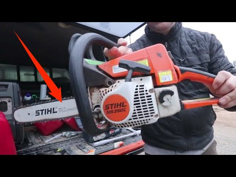 DON'T TOSS Your Chainsaw Chain TILL YOU WATCH THIS VIDEO!
