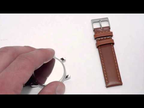 How To Replace A Speidel Watchband