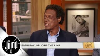Nba Legend Elgin Baylor Praises Steph Curry: