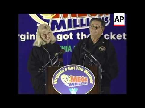 Retired truck driver wins $239 million jackpot