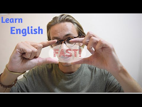 How To Learn English FASTER: 3 Steps