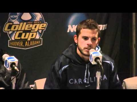 MSOC: NCAA semifinal postgame press conference