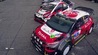 WRC 2017 - DJI Aerial Clip: Guanajuato Rally México