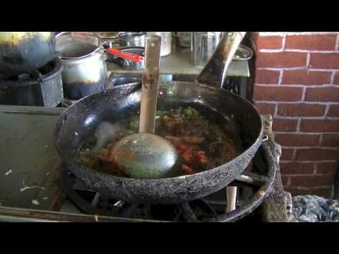 Dal Fry Dhaba Style | Hindi Food Video | Indian Street Food (Lentils Curry)