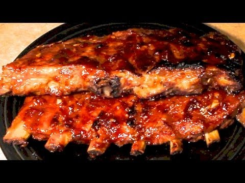 Chipotle Honey BBQ Ribs with Michael's Home Cooking