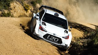 Hyundai i20 WRC - Rally Mexico 2018 PET - Andreas Mikkelsen / Anders Jaeger (HD)