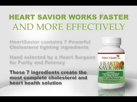 Cholesterol- How to Lower Your Cholesterol Naturally