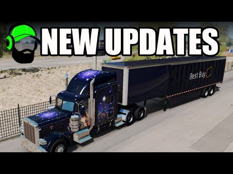American Truck Simulator - There have been updates!