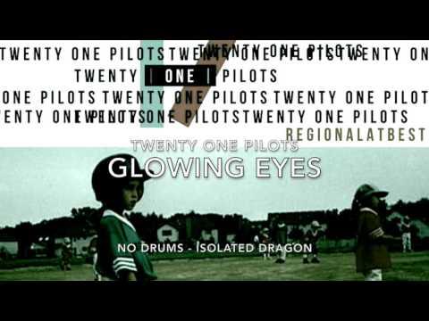 Glowing Eyes - Instrumental w/ No Drums