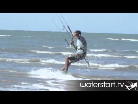Unhook The EASY way - Kitesurfing Tutorials - Learn Free & 1st Hand!