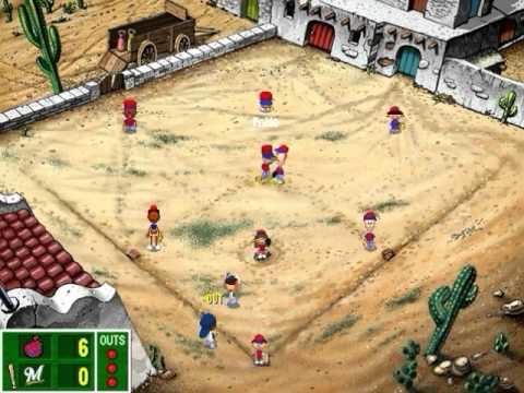Backyard Baseball 2003 gameplay - Part 2