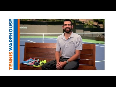 Tennis Shoes for Wide or Narrow Feet - Gear Up with Tennis Warehouse