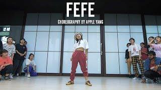 "6ix9ine Feat. Nicki Minaj ""fefe"" Choreography By Apple Yang"