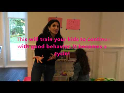 How to teach your children to behave: The checklist for positive behavior!