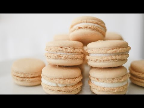 How to make basic French Macarons for beginners