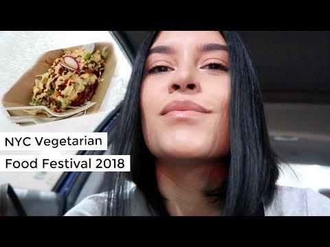 NYC Vegetarian Food Festival 2018 | Vlog