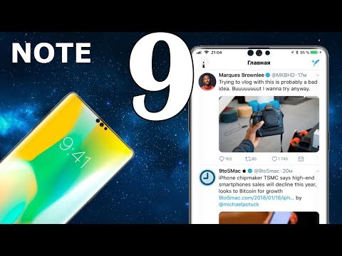 Samsung Galaxy Note 9 IS THIS IT?!!! Early Leaks Specs and Rumors