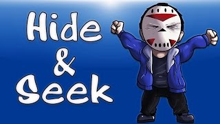 Gmod Ep. 34 Hide & Seek - Little Character Edition! (Garry