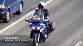 Police Motorcycles: Yamaha FJR 1300 + BMW R 1150 RT-P (collection)