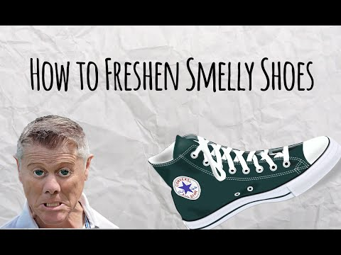 How to Freshen Smelly Shoes - Master of DIY - Creative Ideas For Home & Garden