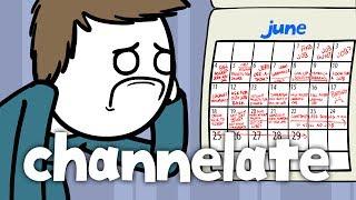 Explosm Presents: Channelate - Unemployed