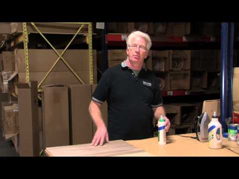 Webisode #9: How-to Use PVA Glue for Wood Veneer Application