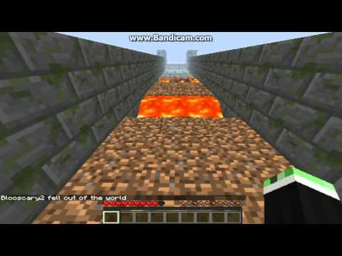 Minecraft! Co Op! Temple Run Ep. 1