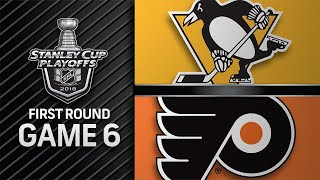 Guentzel scores four to lead Penguins to Second Round