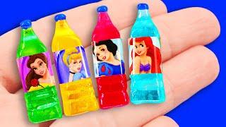 16 DIY Barbie Hacks + huge LOL Dollhouse! Barbie hair pins, shoes, acrylic paint, bags, and more!