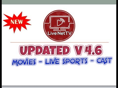 Watch Free  WORLD LIVE IPTV channel using LIVE NET TV, NEWLY UPDATED 4.6 w/ MOVIES - CHROMECAST SUP