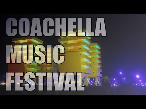 Coachella Music Festival 2016 camping aftermovie | GoPro [4K]