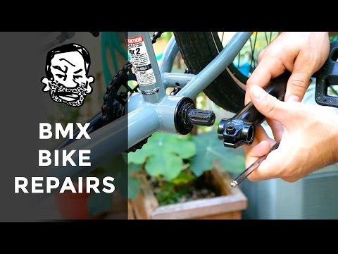 Common BMX Repairs