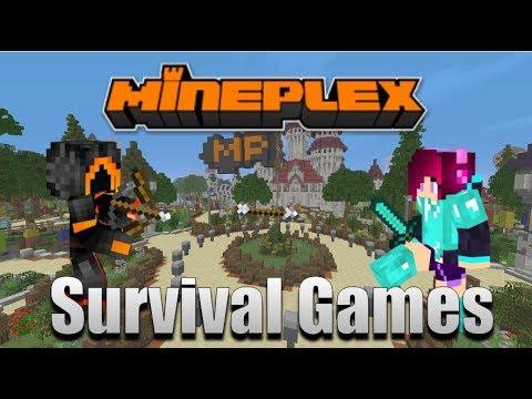 The Comeback // Mineplex Survival Games