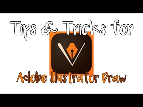 ADOBE DRAW | TIPS & TRICKS