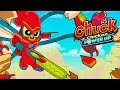 Chuck Chicken Power Up Special Edition Episode 13 🔥Terror From The Deep - Cartoon Show