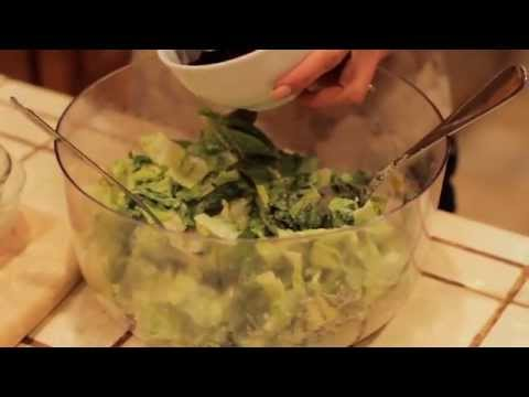A Caesar Salad Recipe For Fuller, Thicker Hair