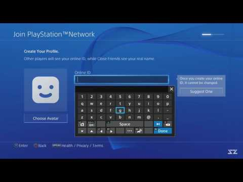 How to Create a PSN ACCOUNT ON PS4! (EASY TUTORIAL) 2017