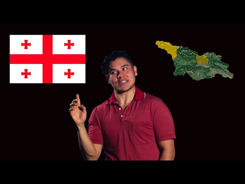 Geography Now! Georgia