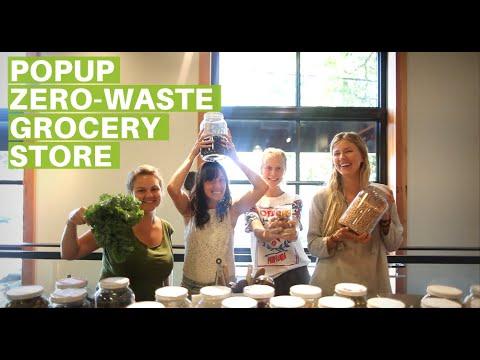 Nada Popup Zero Waste Grocery Store