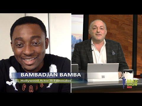 Black Panther Actor Bambadjan Bamba: Guest Pass