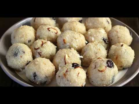 How To Make A Coconut Laddu  | Malayalam