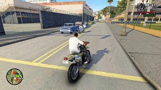 GTA San Andreas 2021 4K Gameplay Part 50 - Snail Trail - GTA San Andreas 4K 60FPS PC