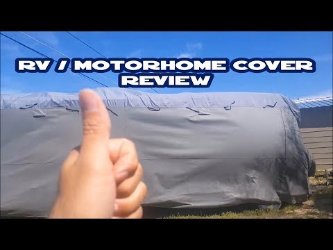 Waterproof RV / Motorhome Cover