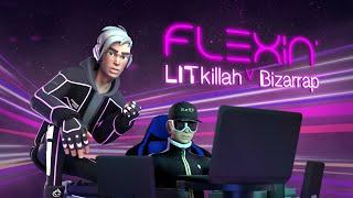 LIT killah x Bizarrap - Flexin' (Official Video)