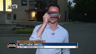 How you can protect your eyes during the total solar eclipse