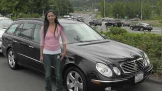 Virtual Video Tour Of A 2004 Mercedes Be.
