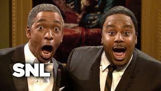 Obama and MLK Discuss Beyoncé on Inauguration Night - SNL