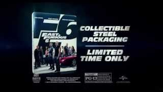 Fast & Furious 6 Blu-Ray - Official® Trailer [HD]