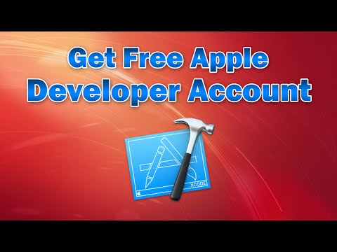 How to SIgn Up for a Free Apple Developer Account to Use With Xcode
