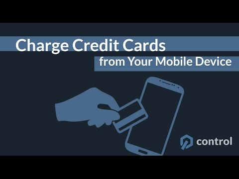 How to Create Credit Card Charges with iOS and Android App - Control for Stripe